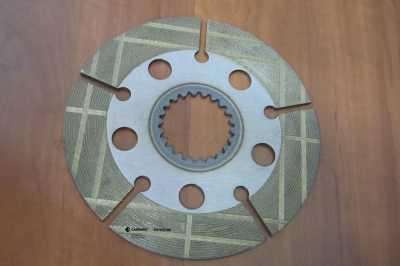 Тормозной диск CAT 1337234 / 133-7234