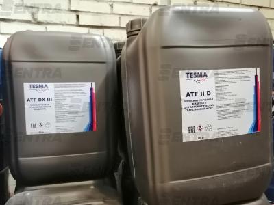 Жидкость для АКПП TESMA ATF DX III