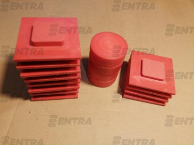 Комплект накладок аутригера Hidromek F99/77121 / F99/74020 / F99/77120