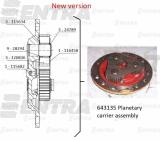 643135 (66579) планетарный редуктор