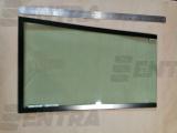 Стекло лобовое нижнее левое Terex 6099902M1